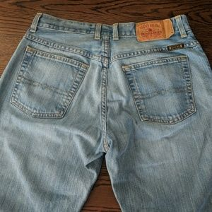 Lucky Brand easy rider crops